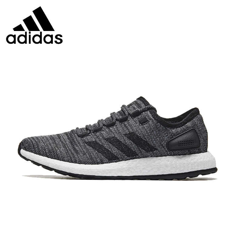 1439874f4 Detail Feedback Questions about ADIDAS Pure Boost Original Men Running  Shoes Breathable Stability Support Sports Sneakers  S80787 on  Aliexpress.com ...