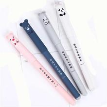Pen Cute Cartoon Gel-Ink Pen Ballpoint  Blue Ink Student Pens Random Color D20 diamond ballpoint pen japanese cartoon sailor moon pen goddess scepter kawaii pen student pennen pink cute girl ball point pens