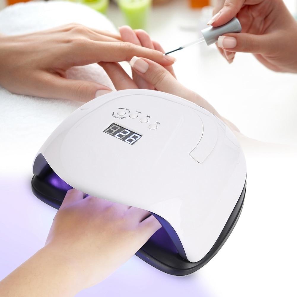 GroßZüGig 4 Arten 80 W Uv/led Nagel Trockner Timing Sensor Für Gel Härtung Polnischen Nail Art Werkzeuge Nageltrockner