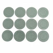 10000pcs 1S 26650 Battery insulation ring barley paper insulation washer