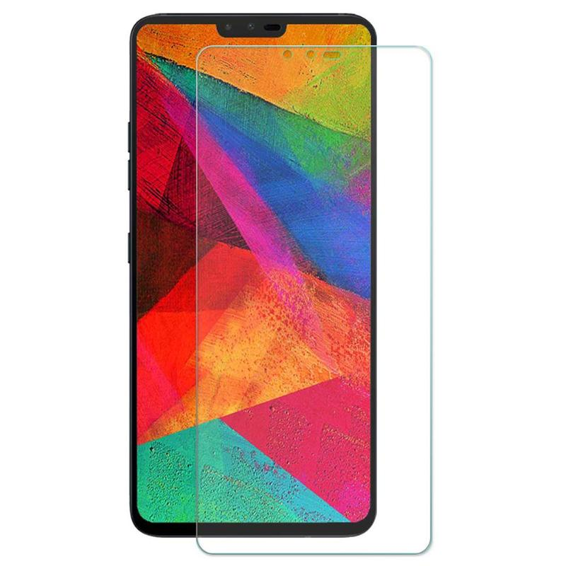510pcs 0.26mm 9H 2.5D Mobile Phone Tempered Glass Protective Film Cover Screen Protector for LG V40 ThinQ 2018 Smartphone Film