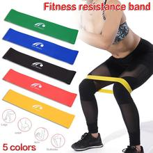 5 Pcs New Latex Fitness Equipment Resistance Bands Crossfit Yoga Rubber Loop Sport Training Exercise Ring