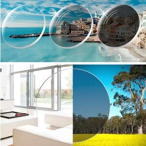Image 5 - Summer Transition Sunglasses Titanium Brand Designer Ultralight Male Light Frameless Aviation Photochromism Sun Glasses Frames