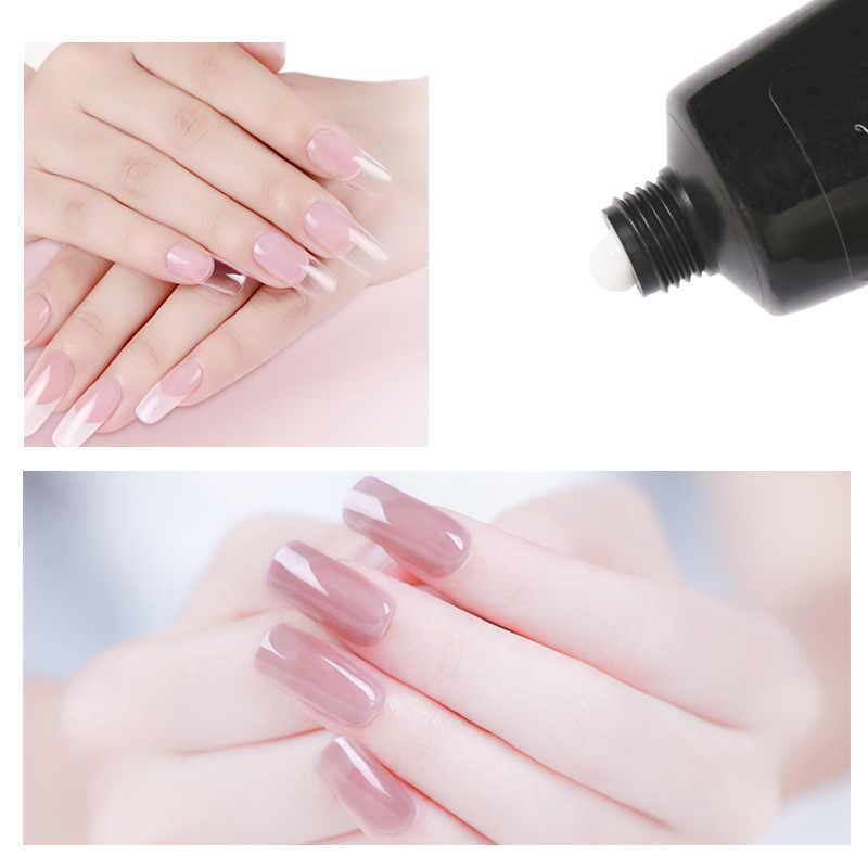 Pas d'odeur rapidement constructeur prolonge Poly Gel Kit d'art des ongles UV acrylique Polygel Extension amélioration rapide outil de manucure à sec TSLM1