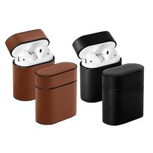 Protective Jacket Wireless Bluetooth Headset Jacket Charging Box Anti-Fall And Anti-Drop Receptacle Bag For Apple Airpods