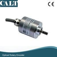 Boa qualidade 8192 (13 bits) sinal de saída de resolução RS422 rotary encoder absoluto CAS38R13E06R2A