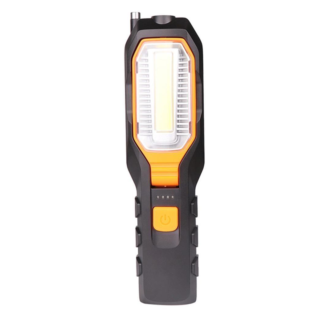 LED USB Puissance COB moins de Lumière avec mètres Travail Multi-fonction Affichage 8 w Aimant que Double De Charge 800 mah 50