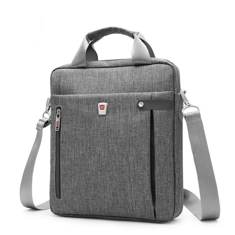 Men Briefcase Bag Handbags Messenger-Bags Small Mini Men's Male 11inch Brand Leisure