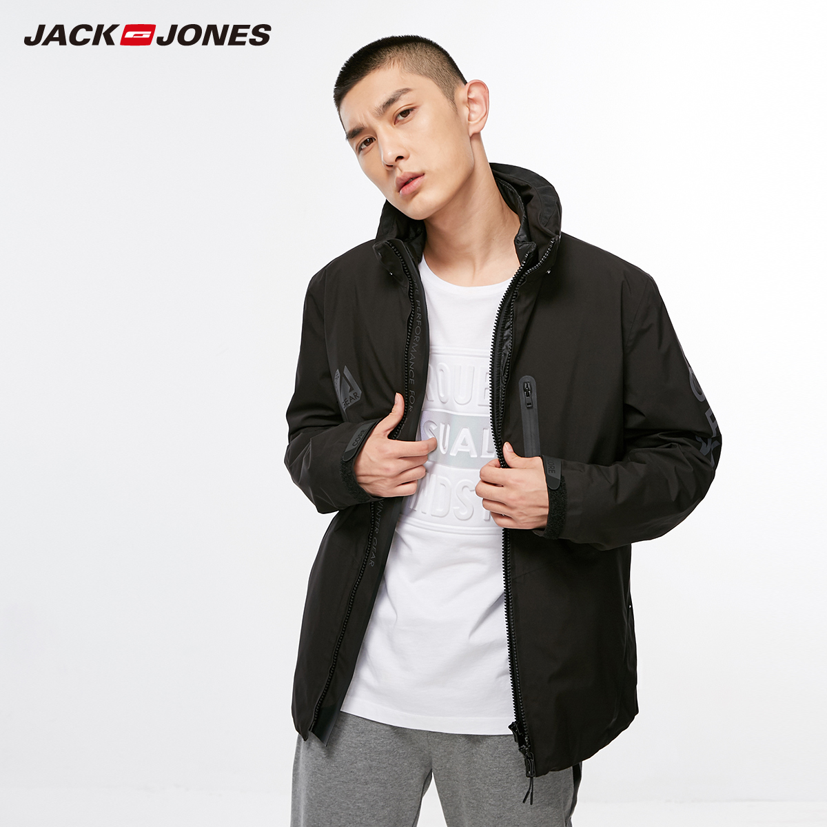 2019 New Collection Winter Jacket Men Fashion Jackets Cotton Warm Winter Coat Padded Jacket Quilted Jacket