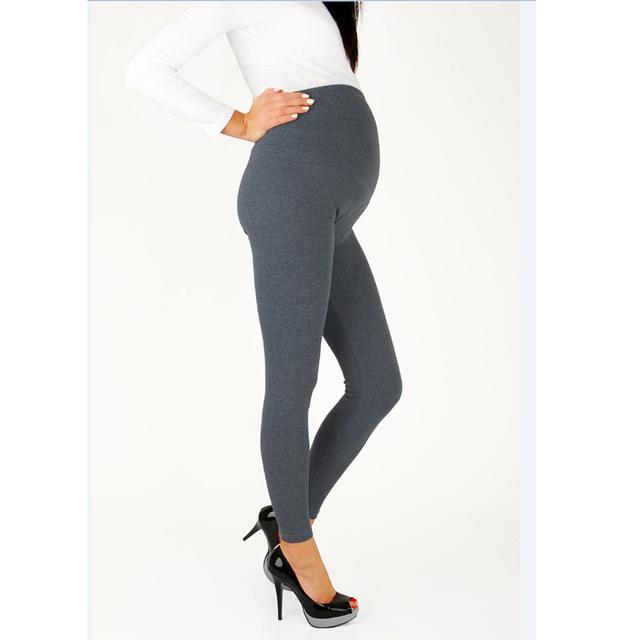2019 Hot Sale Adjustable Big Size Leggings New Maternity Pant Leggings Pregnant Women Thin Soft Cotton Pants High Waist Clothes