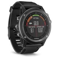 Original Garmin Fenix 3 HR Bluetooth 4.0 100m Waterproof Remote Music Smart Watch Facebook Twitter And WhatsApp Function