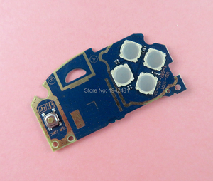 Image 4 - ل ايندهوفن 2000 PSVita 2000 المتبقي يمين PCB الدائرة وحدة مجلس LR R التبديل زر D سادة ل PSV2000 PSVita2000 OCGAME