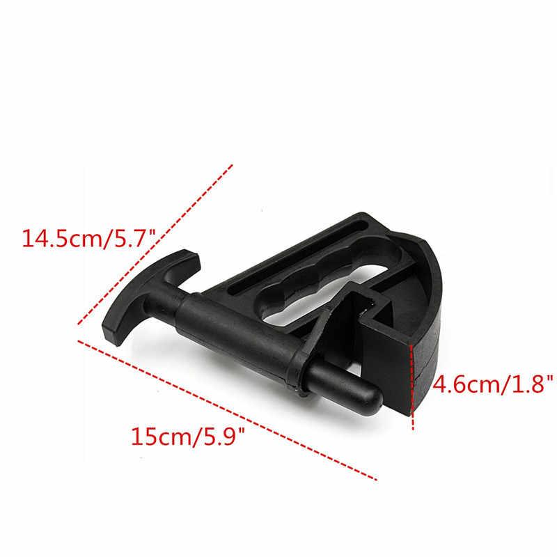 2 piezas coche-estilo Auto neumático abrazadera de cuenta cambiador de neumáticos abrazadera de grano herramienta de centro de caída Universal rueda cambiar ayudante