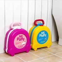 Children's Toilet Seat Baby Toilet Urinal Car Portable Urinal Training Toilet Potty Training Seat