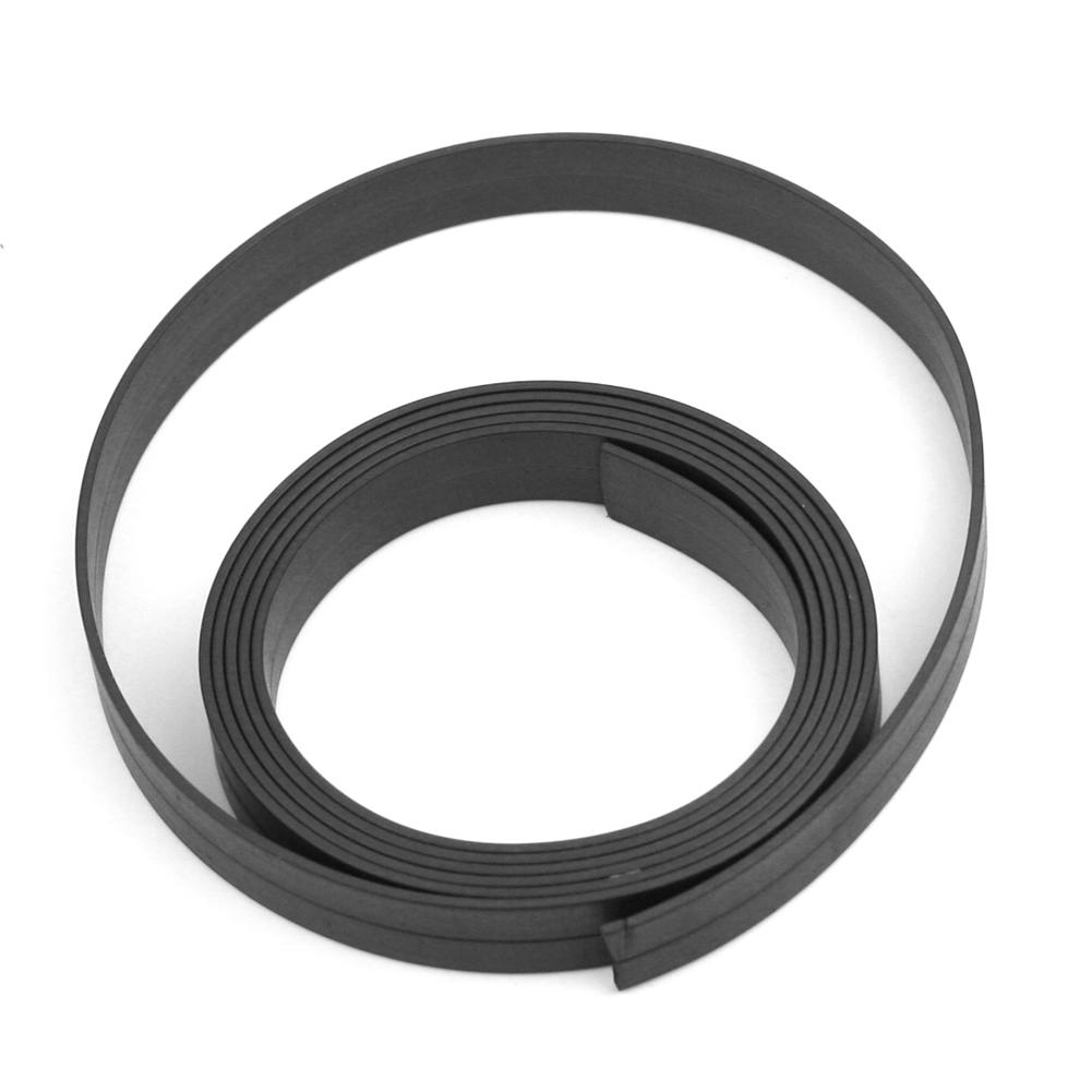 1m 3 Feet New Long Rubber Flexible Magnetic Tape Craft Magnet Strip Durable in Magnetic Materials from Home Improvement