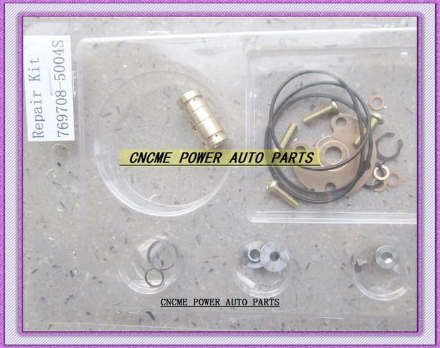 US $33 32 25% OFF|TURBO Repair Kit rebuild GT2056V 769708 5004S 769708  Turbocharger For NISSAN Navara D40
