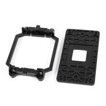 ЦПУ вентилятор база черный пластик для AMD AM2 AM3 сокет