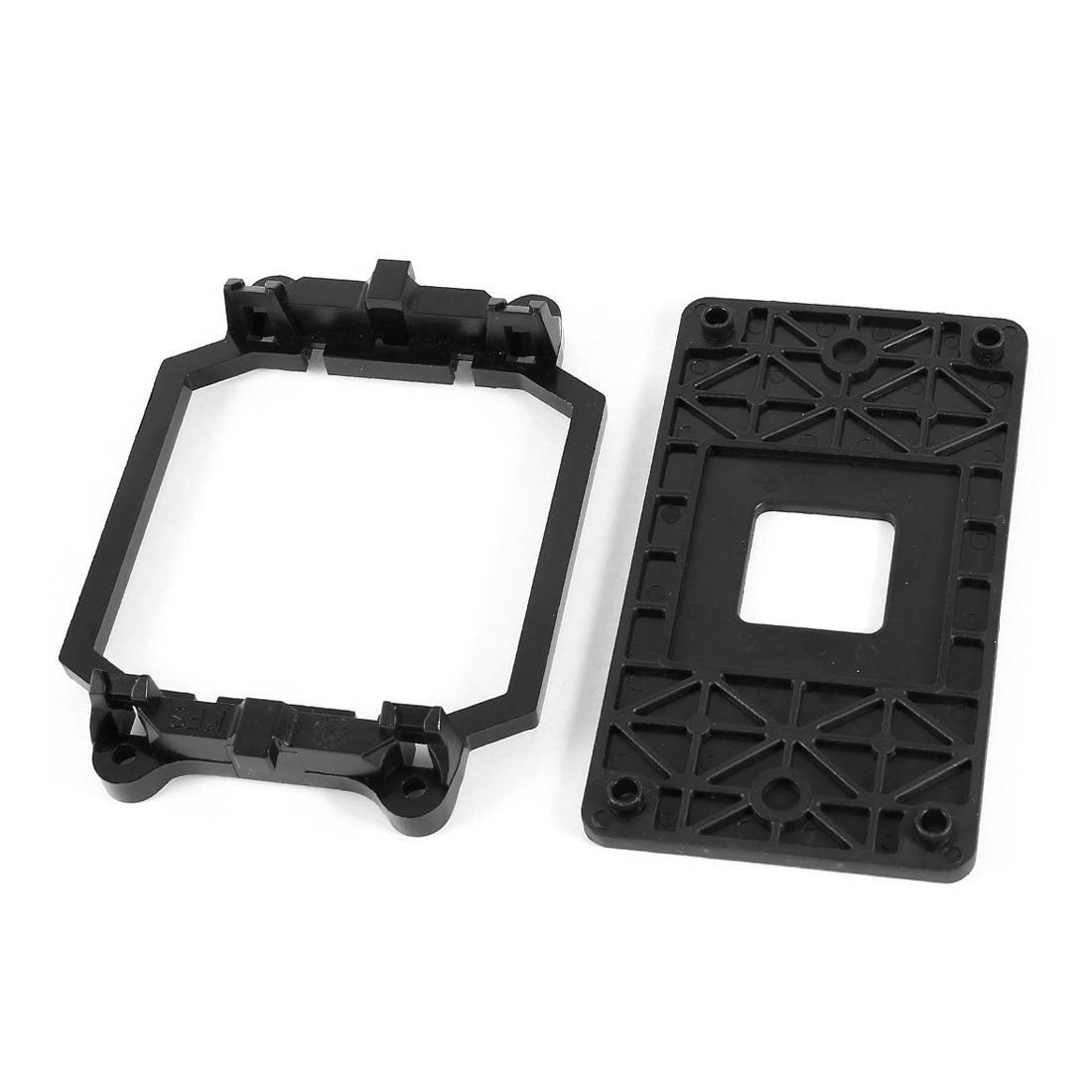 CPU Fan Base Black Plastic For AMD AM2 AM3 Socket