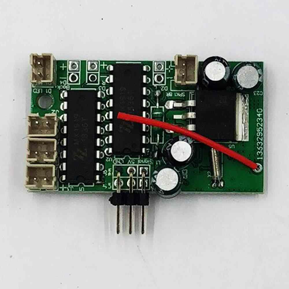 1 セット wpl 1 B-1 B16 B24 B36 C14 C24 1/16 rc カーパーツオリジナルエンジンサウンドシステム