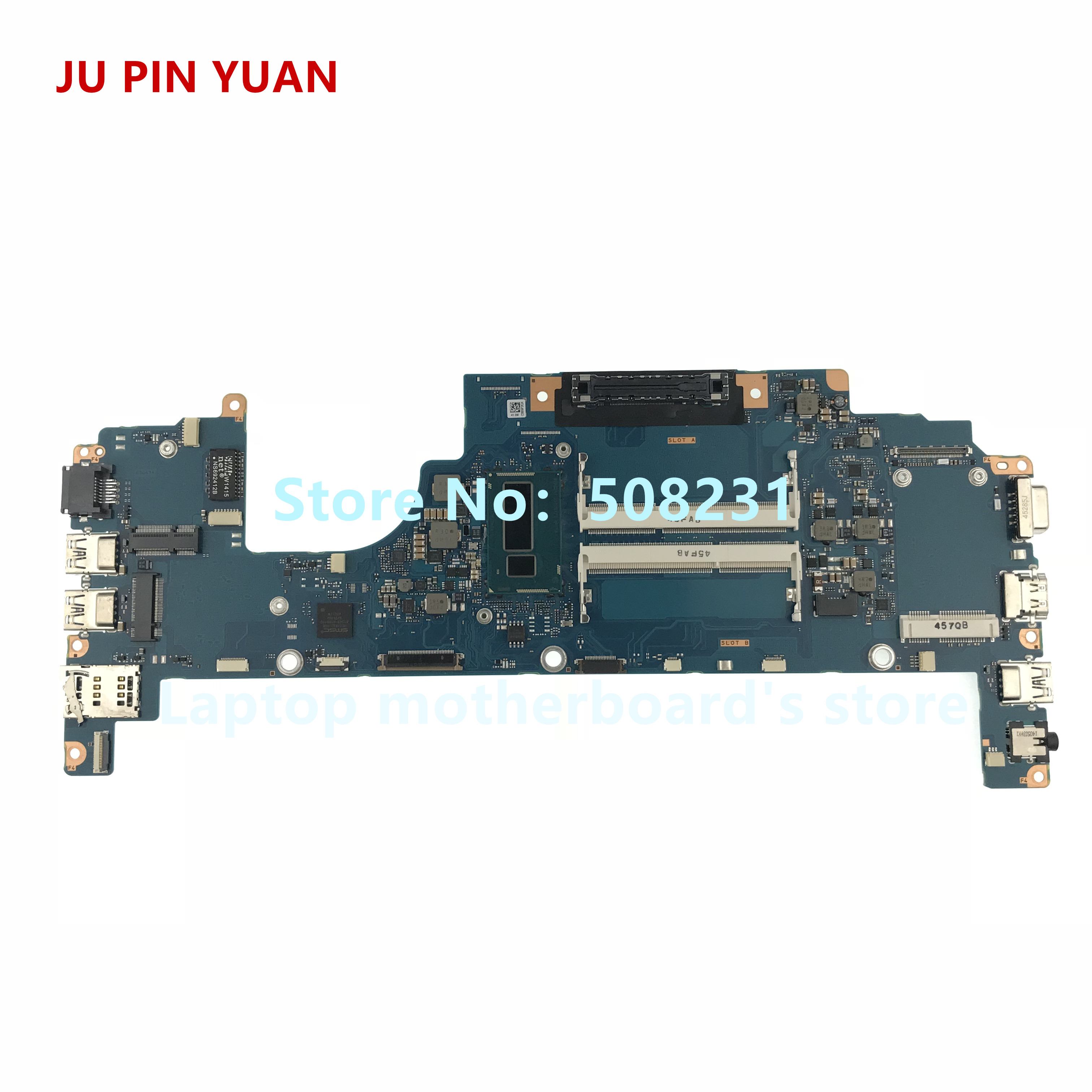 JU PIN YUAN FAUXSY3 A3667A mainboard For Toshiba Portege Z30 Z30-A laptop Motherboard with SR170 i5-4200U workingJU PIN YUAN FAUXSY3 A3667A mainboard For Toshiba Portege Z30 Z30-A laptop Motherboard with SR170 i5-4200U working