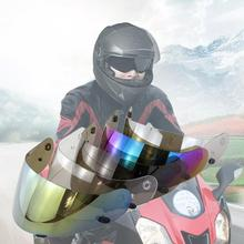 Professional Motorcycle PC Anti-UV Anti-fog Anti-scratch Helmet Lens For CL-16 CL-17 CL-ST CL-SP CS-R1 CS-R2 HJC