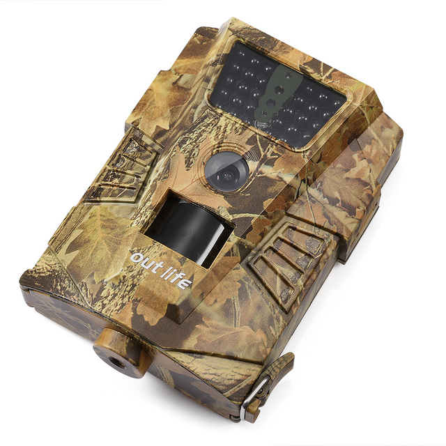 Hunting Camera 1080P HD Waterproof Ultralight Wildlife Camera