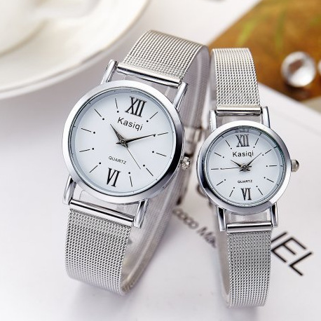 Presents For Men Watches Simple Elegant Roman Numerals Black Couple Watch Gifts For Men Clock Pair Watches Relogio Masculino