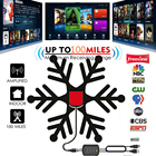 100 Miles HD  TV Ant...
