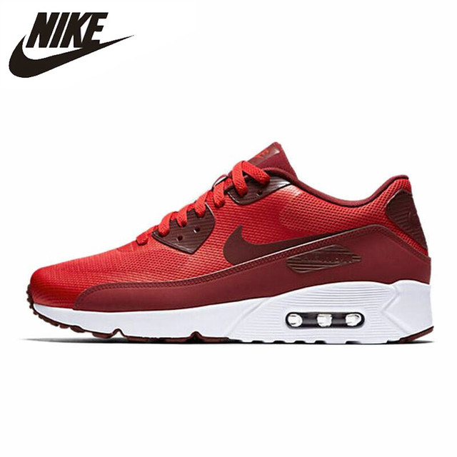 on sale 243ee 6d1d7 Original New Arrival Official NIKE AIR MAX 90 ULTRA 2.0 Men s Breathable  Running Shoes Sneakers Trainers-in Running Shoes from Sports    Entertainment on ...
