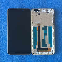 """Original pour 5.5 """"Letv Le One X600 X608 Axisinternational écran LCD avec cadre + écran tactile numériseur pour LETV X600 LCD"""