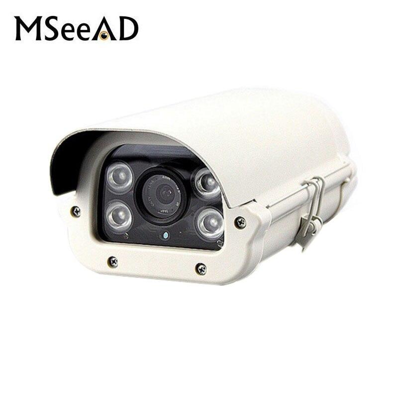 Sony IMX323 2MP AHD Camera 2 8 12mm Manual Zoom IR Night 30m Outdoor Street Waterproof
