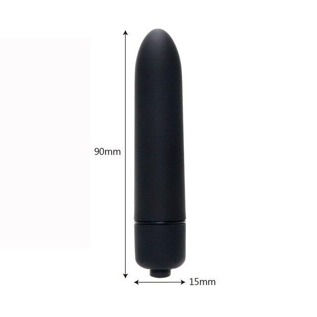 12 couleurs 10 vitesses Mini vibrateur de balle pour les femmes stimulateur de Clitoris étanche gode vibrateur jouets sexuels pour les produits de sexe de femme 1