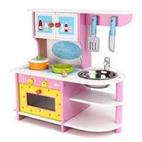 Большие Детские деревянные кухонные игрушки ролевые игры для детей ролевые игрушки набор инструментов для приготовления пищи набор для де