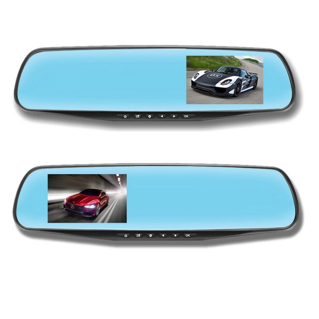 Car-Driving-Recorder Vehicle Car-Rear-View-Camera Motion TF 32GB AVI Detection-Support-Avi