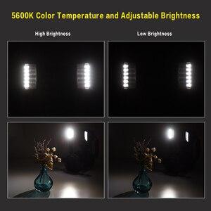 Image 3 - Yongnuo Flash Macro Speedlite YN24EX E TTL para cámaras Canon EOS 1Dx 5D3 6D 7D 70D 80D con 2 uds. De cabezal de Flash + 4 Uds.