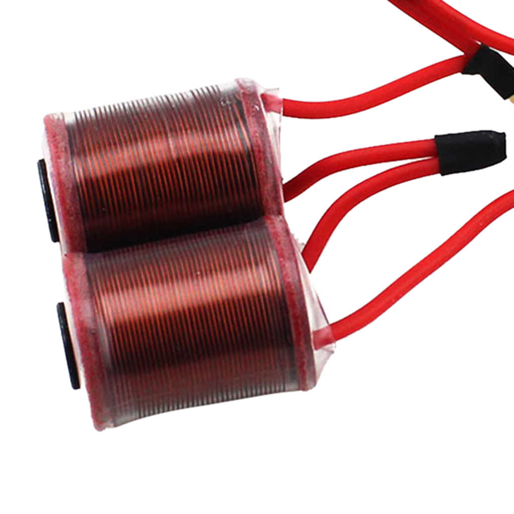 high quality copper tattoo machine parts coils 10 wrap for liner shader supply red tattoo accessory [ 1024 x 1024 Pixel ]