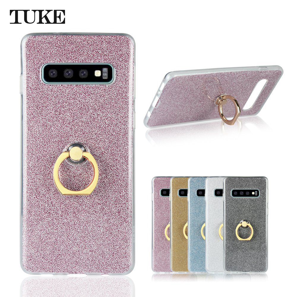 For Vivo Y93 Case For Vivo Y93 Cases Back Cover For Vivo Y93 Silicone Case Fundas Coque Housing Shell Hood Bag Ring Holder