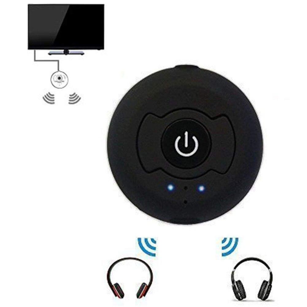 Unterhaltungselektronik Tragbare Tv Bluetooth 4,0 A2dp Audio Srereo Sender Rca/3,5mm Unterstützung Paarung Zwei Headsets Gleichzeitig Für Tv Pc Cd Pla üPpiges Design