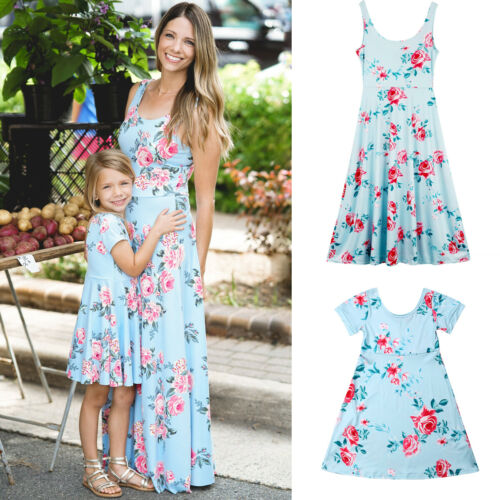 Household Costume Mom and Daughter Garments Father or mother-child Costume Household Matching Outfits Child Lady Matching Household Outfits, Low-cost Matching Household Outfits, Household Costume Mom and Daughter Garments Father...