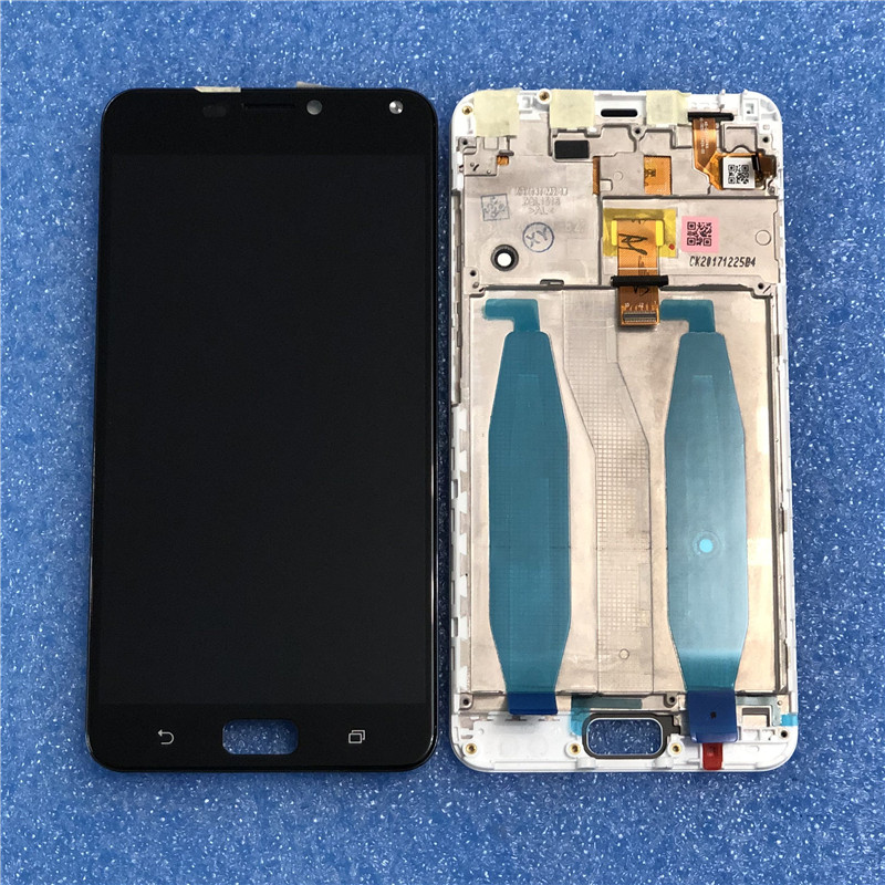 For Asus Zenfone 4 Max ZC554KL X001D Axisinternational LCD Screen Display With Frame+Touch Panel Digitizer For ZC554KL LCD FrameFor Asus Zenfone 4 Max ZC554KL X001D Axisinternational LCD Screen Display With Frame+Touch Panel Digitizer For ZC554KL LCD Frame