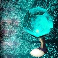 CLAITE Stars Starry Sky LED Night Light Projector Horoscope Lamp USB Kids Gifts Children Bedroom Lamp Projection Lamp DC5V