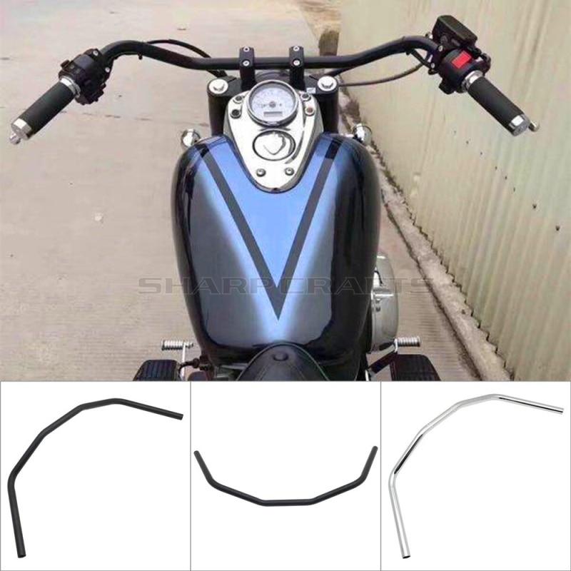 Motorcycle Drag Handlebar Handle Bar For Honda Magna VF250 VF750 Shadow VT400 VT750 VT600 Steed VLX400