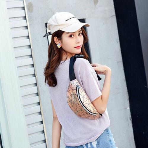 2019 HOT Women Bag Travel Waist Fanny Pack Holiday Money Belt Wallet PU Leather Mini Bum Bag Pouch Sport Fashion Chest Bag