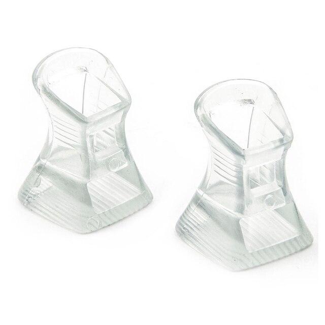 Non - Slip Stoppers ส้นสูงรองเท้าน้ำหนักเบาเป็นมิตรกับสิ่งแวดล้อม Protector งานแต่งงานสวมใส่