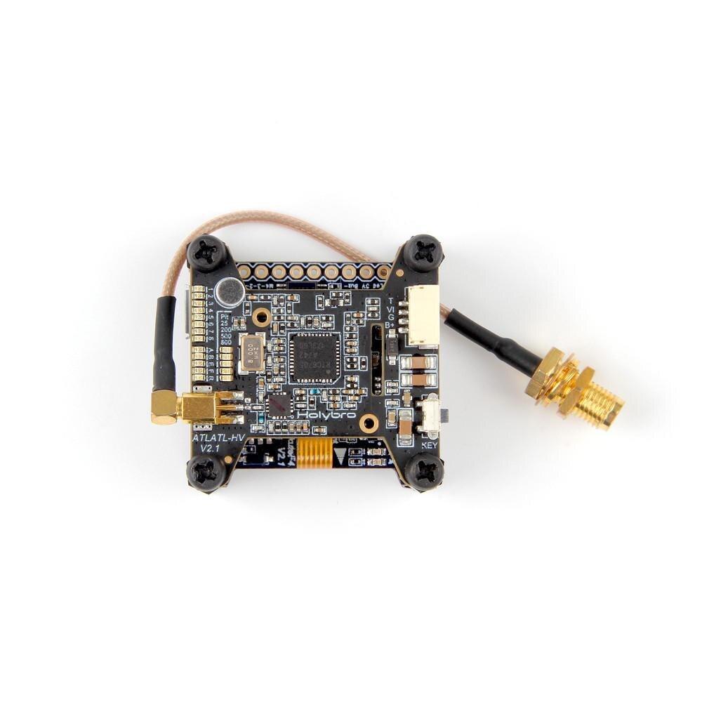 RCtown Holybro Kakute F4 V2 Flight Controller Betaflight OSD Atlatl HV V2 5 8G FPV Transmitter