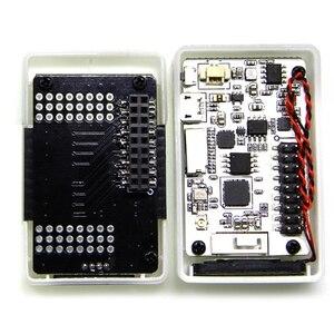 Image 4 - Ttgo ts v1.2 diy caixa esp32 1.44 Polegada 128x128 tft microsd cartão slot alto falantes bluetooth wifi módulo para equipamento de exibição, jogador