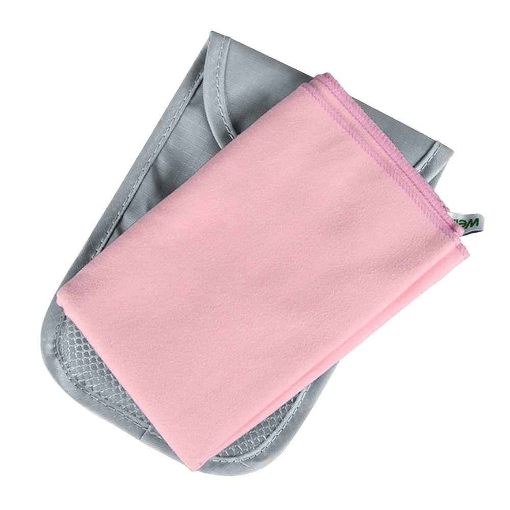 76x30 cm ściereczka z mikrofibry szybkie suche ręcznik sportowy Ultralight plaża ręcznik kąpielowy do biegania na świeżym powietrzu podróży ręcznik szybkoschnący