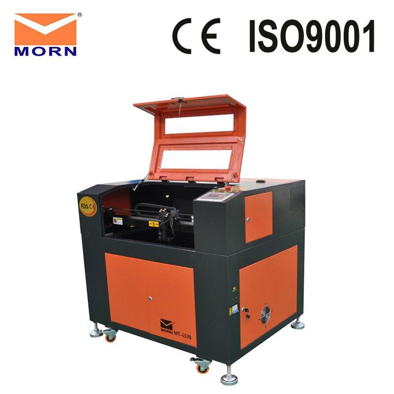 Китай лазерный станок для резки 570 500*700 мм CO2 лазерный гравировальный станок