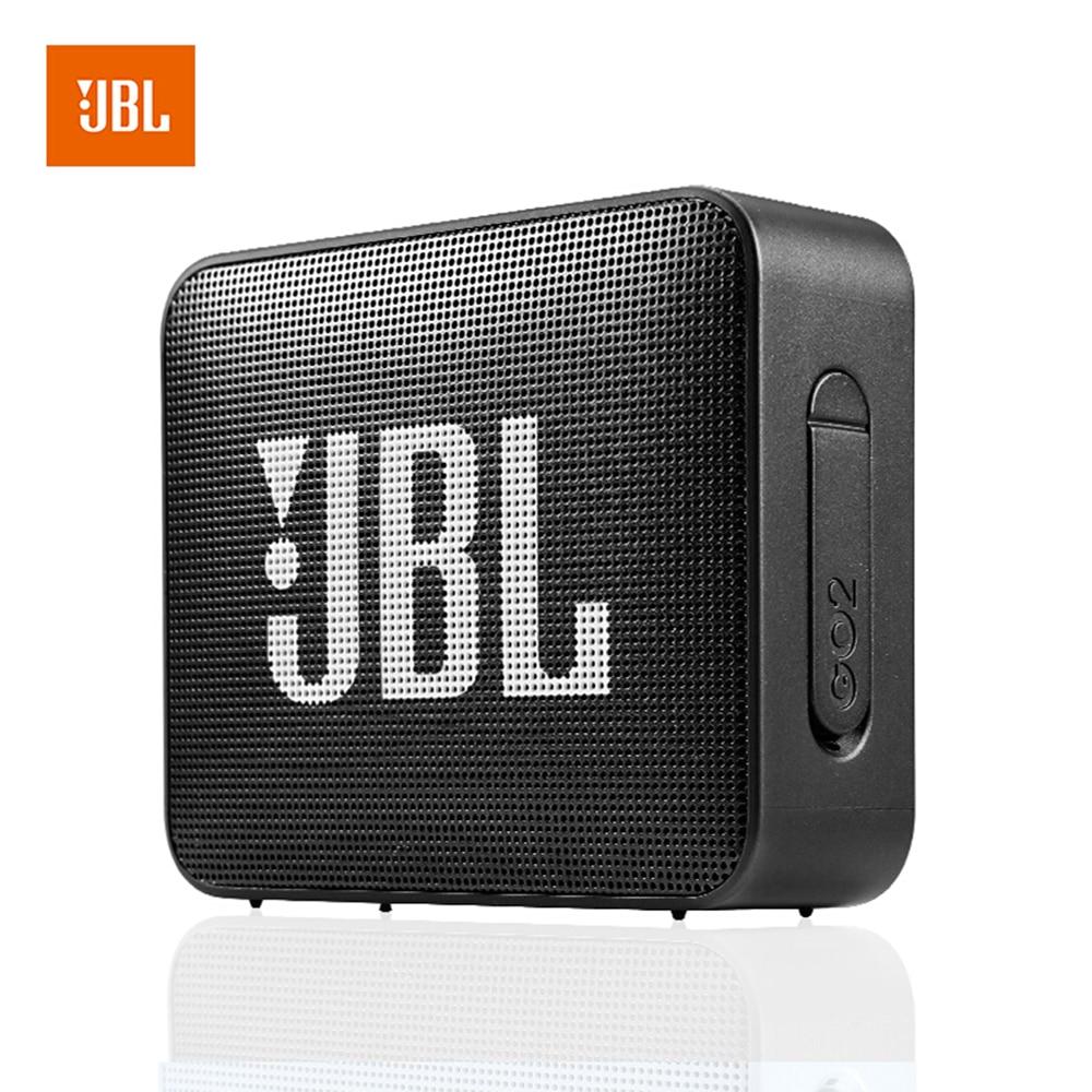JBL GO2 Wireless Bluetooth Speaker IPX7 Waterproof Outdoor Portable Speakers Rechargeable Battery with Mic caixa de