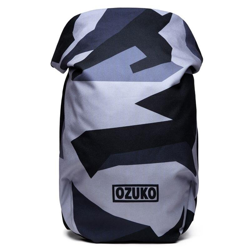 Collectie Hier Ozuko Oxford Doek Rugzak Usb Camouflage Rugzak Gepersonaliseerde Waterdichte Rugzak Kleine